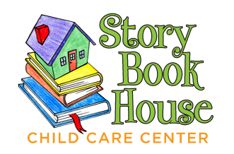 Story Book House Child Day Care Center Logo